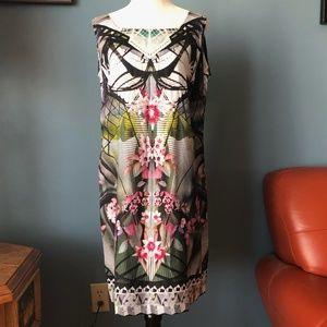 Steilmann linen sleeveless dress / tunic NWOT